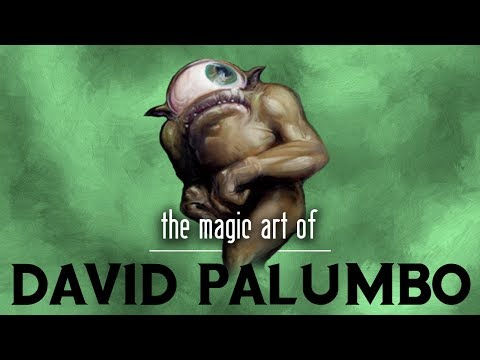 The Magic Art of David Palumbo