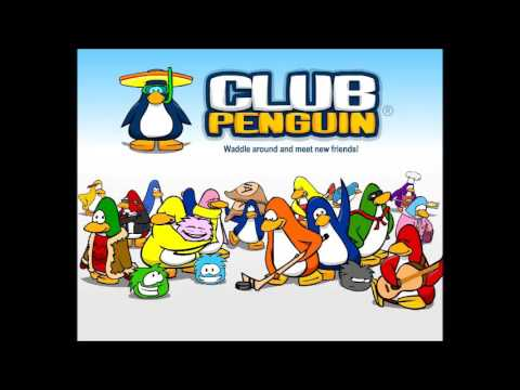 Old Club Penguin Igloo music extended