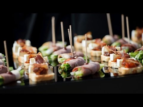 Good Wedding Finger Food Ideas