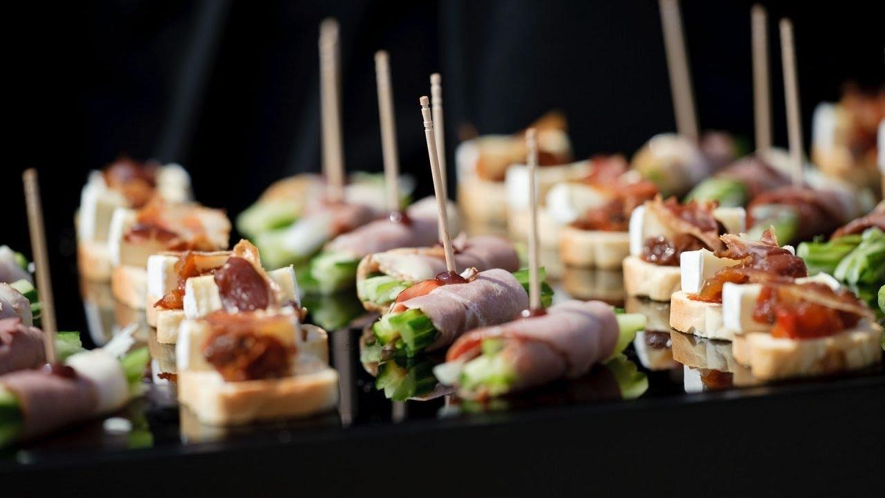 Good Wedding Finger Food Ideas