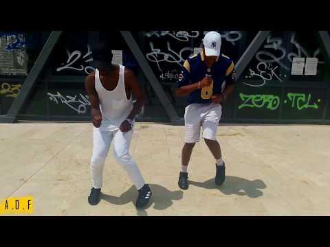 Dj  Babs- Casse la démarche (Dance video) ft Keblack & Naza