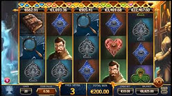 Holmes and the Stolen Stones (Yggdrasil) online slot - free spins feature