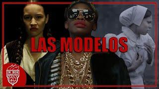 Las modelos de Rammstein