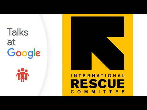 Authors@Google: International Rescue Committee