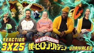 My Hero Academia - 3x25 Unrivaled - Group Reaction