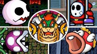 Yoshi ' s Island DS - ALLE Bosse (Keine Schäden)