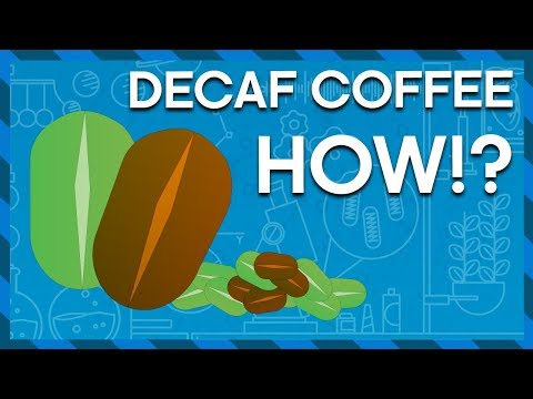 Coffee Without Caffeine | Greg Foot | Earth Lab