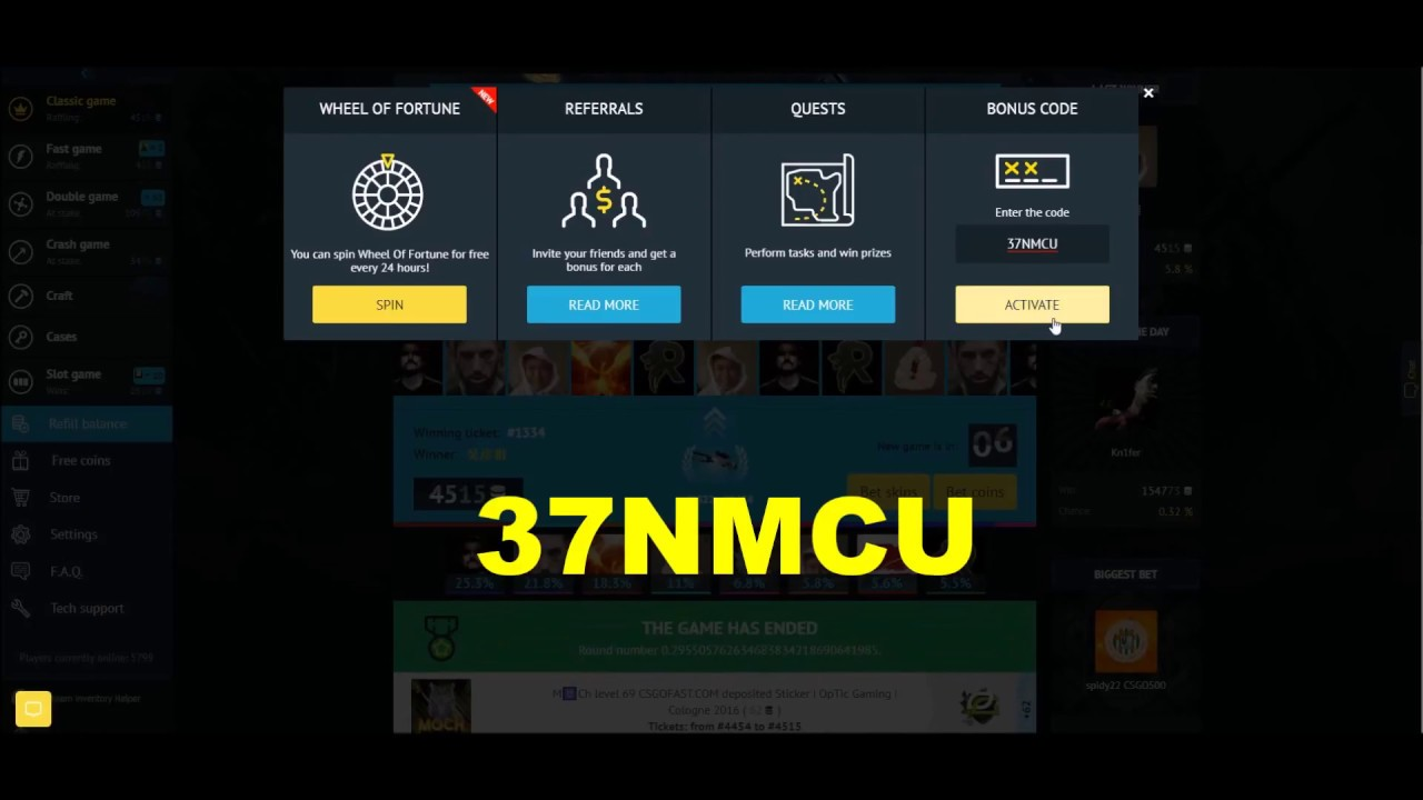 Skykings Casino Bonus Code
