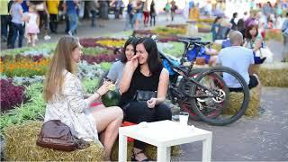 City Picnic in Kharkov, Ukraine with Michael Mordinson