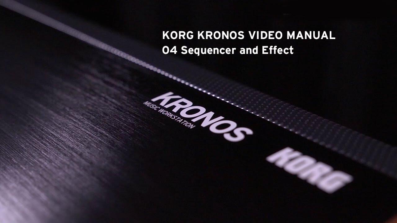 Korg kronos v3 professional workstation | samash.