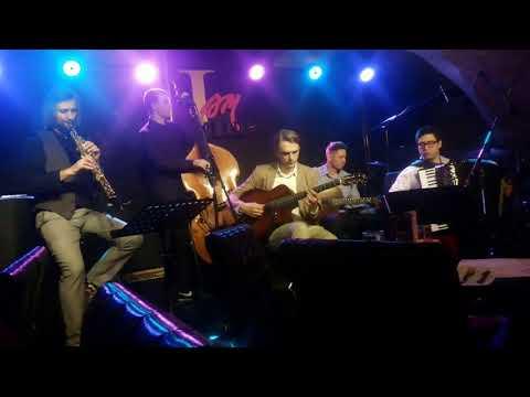 Nuages(Django Reinhardt)-квинтет Дмитрия Купцова в клубе JAM
