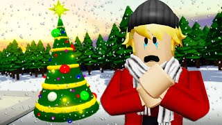 Alone On The Holidays: A Sad Roblox Movie (Story)