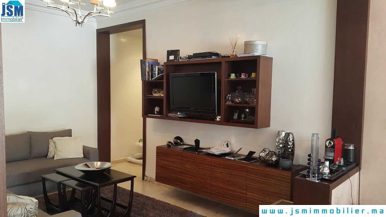 A vendre Appartement 3 chambres Bd Brahim Roudani Casablanca
