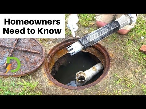 Septic Tank Maintenance for Homeowners
