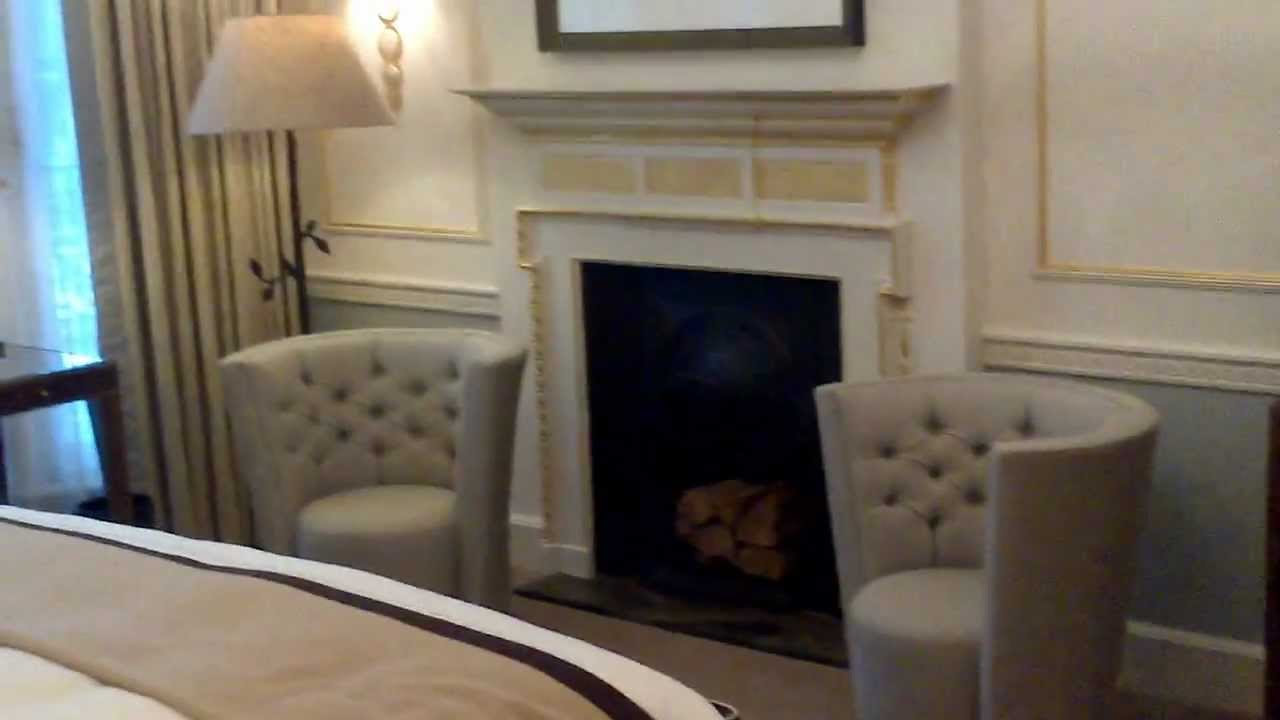 The David Linley Suite At The Claridge S London Youtube