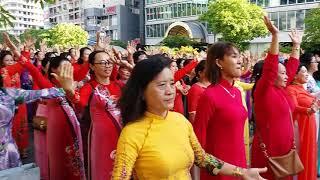 Du lịch sự kiện lễ hội Áo dài 2018