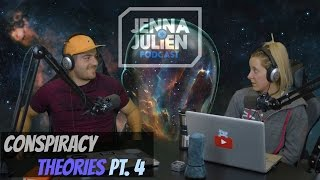 Podcast #105 - Conspiracy Theories Pt. 4