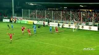 2014. február 26. Mezőkövesd - DVTK (LK nyolcaddöntő 1. mérkőzés)