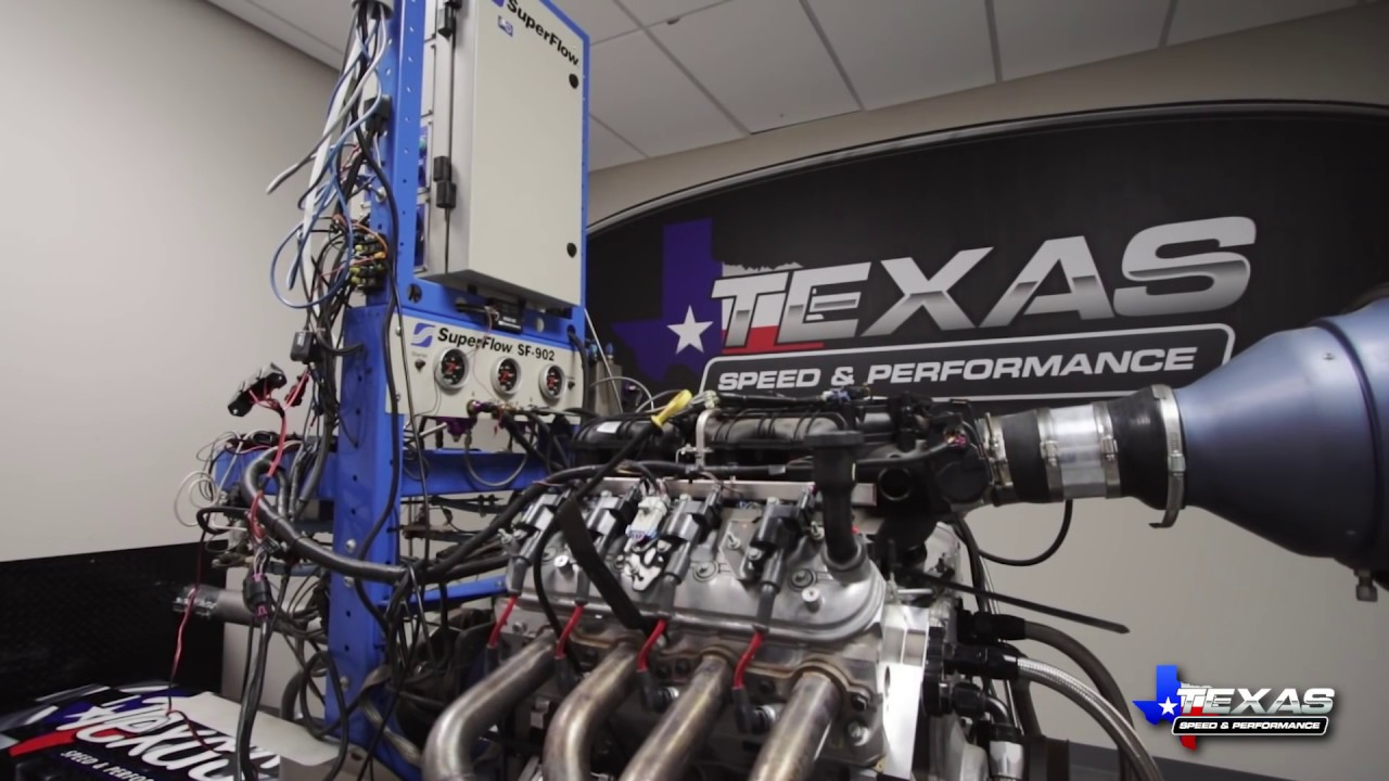 About Texas Speed & Performance