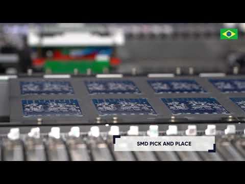 Automatic Assembly Line SMT