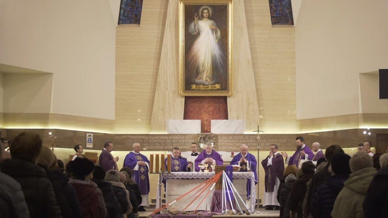 Kościół stacyjny – parafia św. Faustyny (20 II 2018 r.)