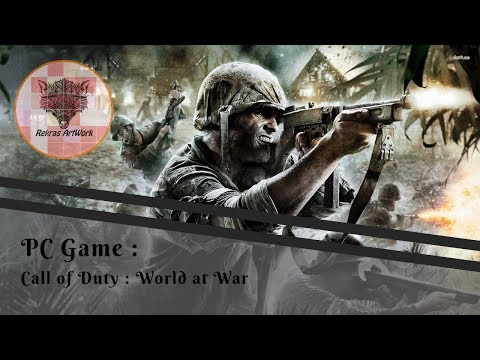 Intro of Call of Duty [World at War] [Rekras ArtWork]