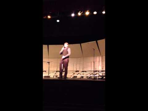 Tyler Blackford 2012 Christmas Solo