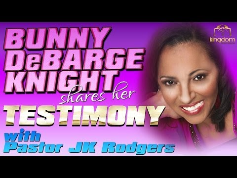 (NEW) BUNNY DEBARGE KNIGHT SHARES HER TESTIMONY (2014) (PASTOR JKR)
