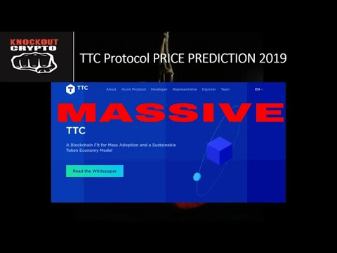TTC Protocol Price Prediction TTC Protocol Twitter