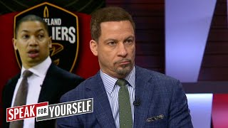 Chris Broussard on Ty Lue's coaching in Gm. 1 loss to Pacers in 2018 Playoffs | SPEAK FOR YOURSELF
