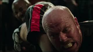 Финальная битва Кейса Уолкера. Момент из фильма - Никогда не сдавайся 3.