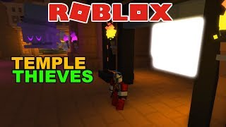 ROBLOX Temple Thieves: AVOID THAT GEMKEEPER