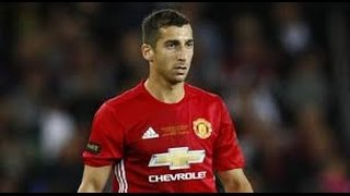 Henrikh Mkhitaryan Vs Hull City Individual Highlights  Manchester United