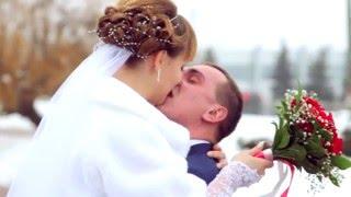 свадьба курск зима видеосъемка