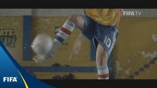 A Passion For Futsal In Paraguay