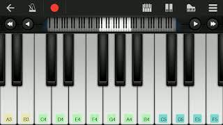 Kaun tujhe-M.S dhoni amazing piano cover and tutorial