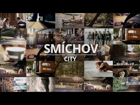 Smíchov City - The New District in Prague (english version)