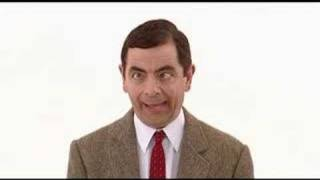 Mr Bean - iTunes ad