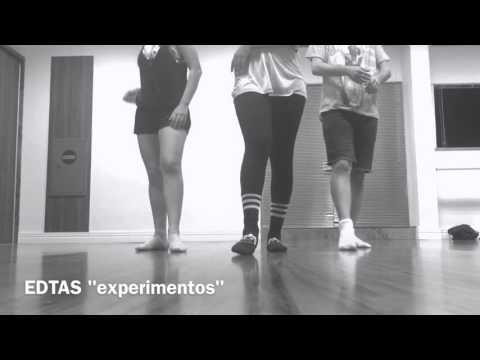 """ella-mai---no-rush/coreografia/""""experimentos"""""""