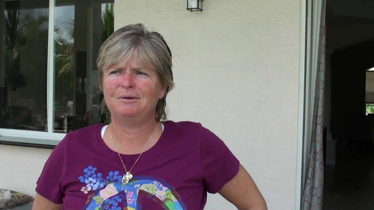 Hana Mandlková pozdrav na Spartu z Floridy