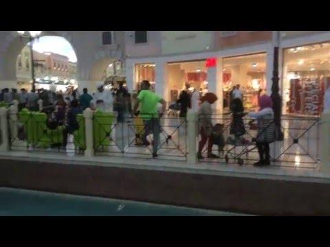 Villaggio Shopping Mall Doha.