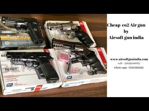 Cheap Co2 Air Gun  By  Airsoft Gun India