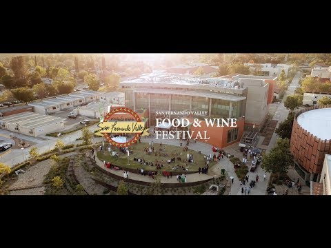 Official 16th Annual San Fernando Valley Food & Wine Festival