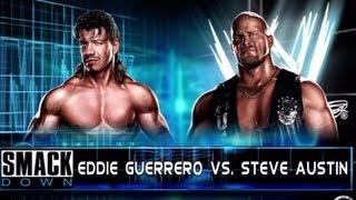 WWE 13 - OFFSCRIPT - Stone Cold Steve Austin VS. Eddie Guerrero (Episode 9)
