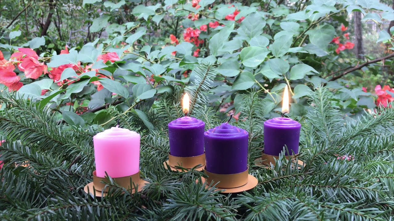 A Vision of God With Us - Monday of the Second Week of Advent