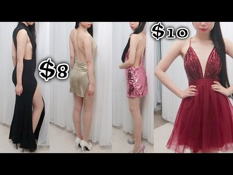 Very Cheap Sexy Clothes! Try On Haul!
