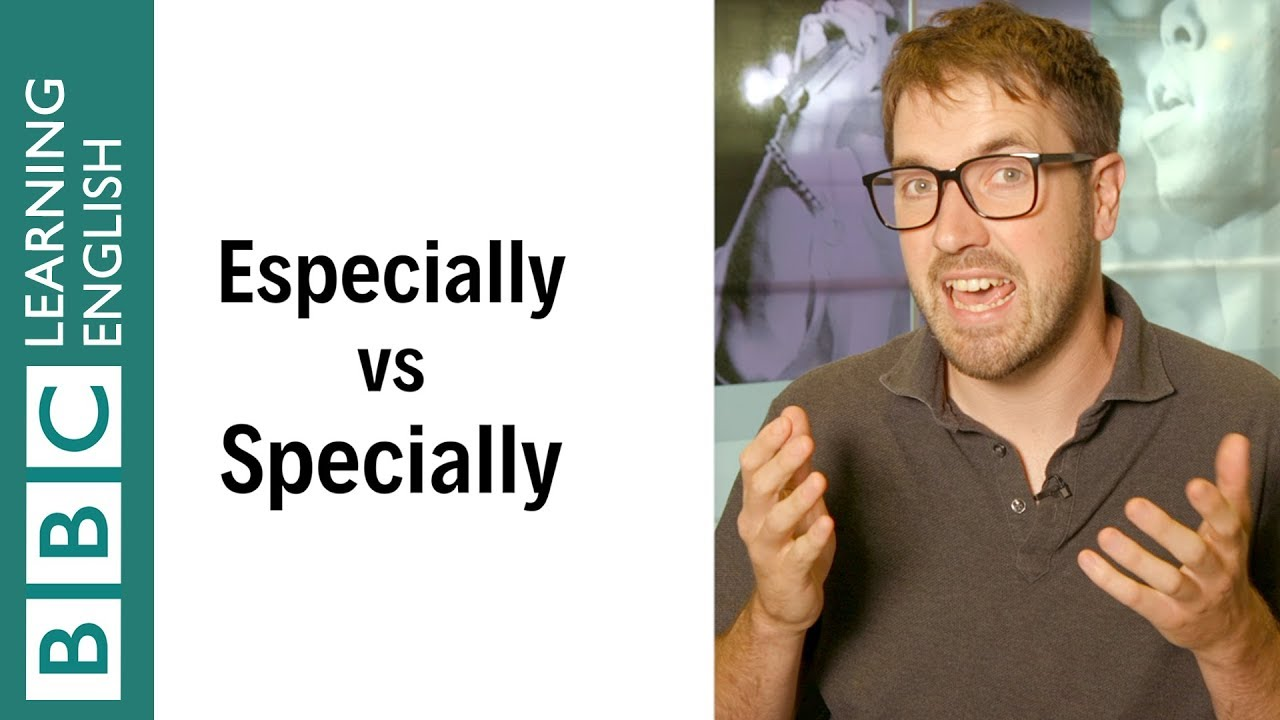 Download Especially vs Specially - English In A Minute