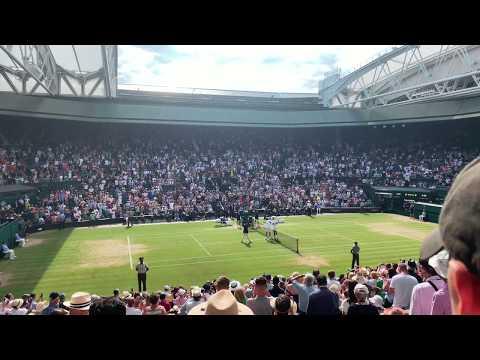 Federer Vs Nadal Live Points - Wimbledon 2019