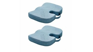 Miracle Bamboo 2pack Deluxe Seat Cushion