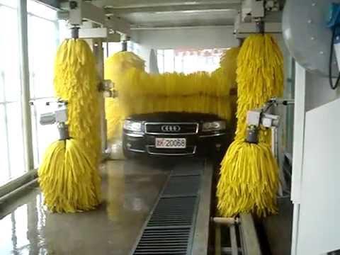 Automatic Car Wash In Delhi